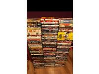 Joblot of dvds and boxsets
