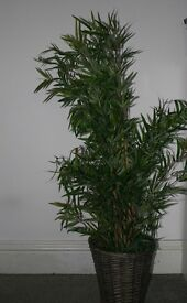 """artificial bamboo plant 47"""" tall"""