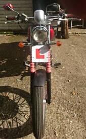 125 Kymco Zing, Bobber/Chopper, Learner Legal