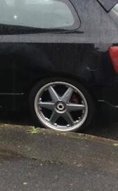 Wheels Lenso Reizen 17' 5x114