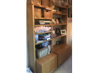 Habitat Solid Oak Cabinet Shelves