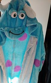 Costume Sully Monsters Inc