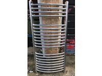 Radiator with 4 wall brackets £10 quick sale