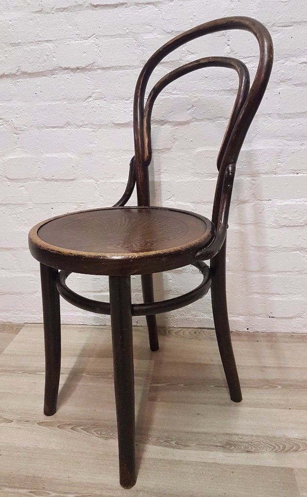 Bentwood Chair (DELIVERY AVAILABLE FOR THIS ITEM OF FURNITURE)