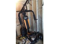Dynamix multi gym,excellent condition,hardly used.