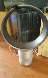 Dyson AM01 air multiplier fan ASAP