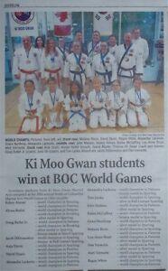 Learn Tae Kwon Do at World Ki Moo Gwan Martial Arts Windsor Region Ontario image 3