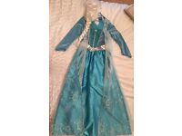 Disney Frozen Elsa dress size 11-12years. Never worn, tags on