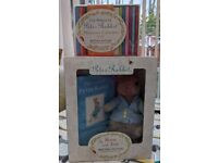 Beatrix Potter book and toy