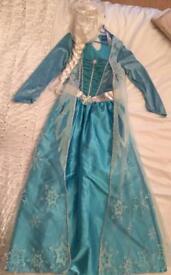 Elsa Frozen outfit