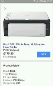 PRINTER BRAND NEW IN BOX