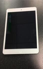 Apple iPad Mini 1 Silver 16GB - Good Condition 0203 556 6824