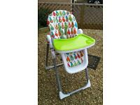 Mama's & Papas high chair excellent condition