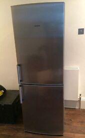 Stainless steel Siemens iQ 300 Fridge Freezer excellent condition £250