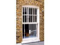 Banham Window Grille
