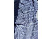 Hoppediz Jacquard Darjeeling size 6 100% cotton wrap