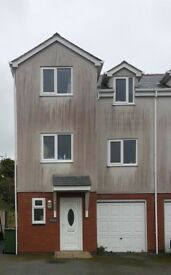 Lovely 3 bedroom 3 storey house in Amlwch, Anglesey to rent