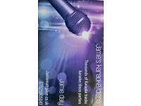 Karaoke/disco