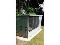 Pet kennel/run/aviary/chicken house