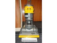 dyson DC14 animal + 4 month warranty bagless upright vacuum cleaner fully refurbished