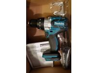 Makita XPH07/DHP481 cordless combi drill 18V