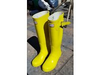 Women's Hunter wellies