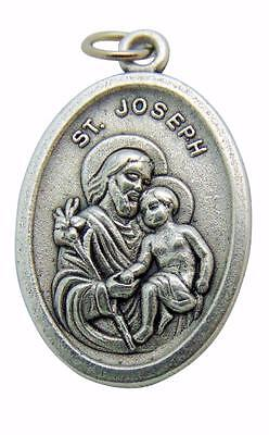 Saint Joseph and Child Medal 3/4