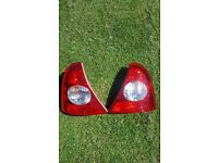 Standard MK2 Clio rear lights £20 ONO. Excellent condition