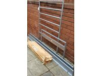 single-size IKEA Heimdal bed frame. Good quality. Excellent condition.