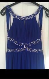 Blue prom/party dress