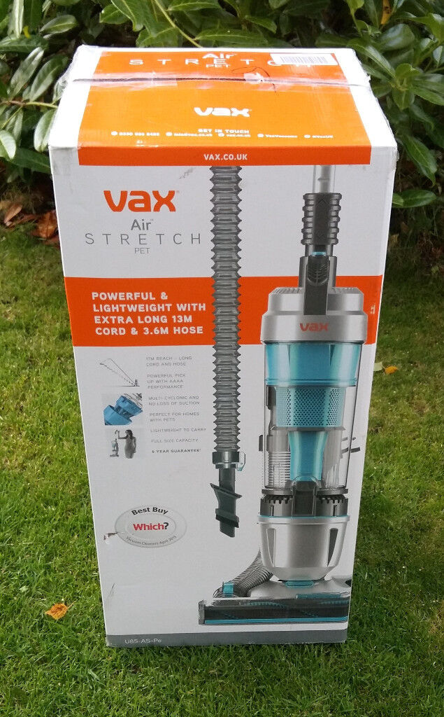 VAX Air Stretch Pet Vacuum Cleaner For Sale