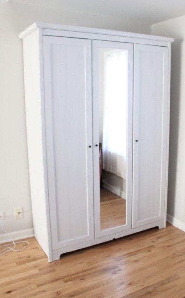 Ikea Pax Mirror Closet   Closet Ideas