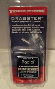 Radial Dragster, Load Correction.