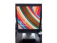 15 inch white Packard Bell PC Monitor only VGC Working £10 with stand PAT Tested 2016