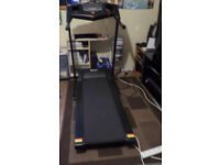 For Sale - Dynamix Motorised Treadmill YT-3134BS2M Brand New Hardly Been Used
