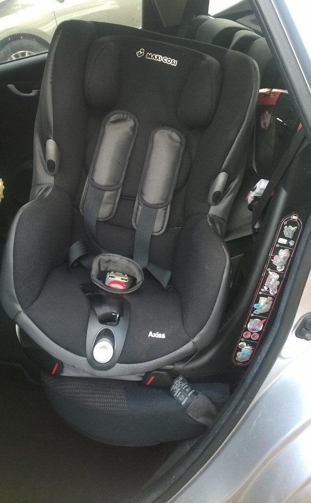 Maxi Cosi Car Seat Black