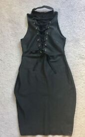 Brand new black dress size 10
