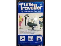 Oxford Little Traveller Top Tube Seat