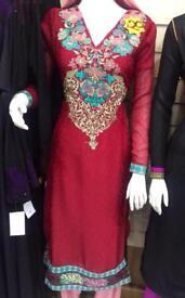 Asian suit