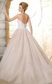 Beautiful Madeline Gardner Bridal Gown