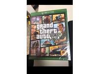 Grand theft auto 5 (ps4) sealed