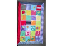Mamas & Papas Extra-Large Babyplay Activity Floor Playmat