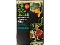 The Girl From Uncle Paperback No.1 - 'The Global Globules Affair' - 1967
