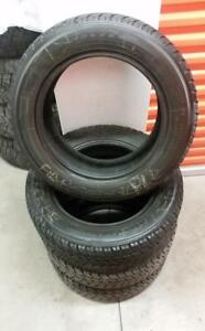 (H155) Pneus Hiver - Winter Tires 205-60-16 Toyo 6-7/32