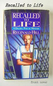Vintage book, Mystery, Recalled to Life/A Dalziel/Pascoe Mystery