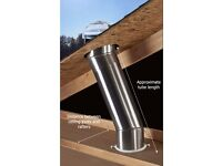 Solatube 290DS (Light Pipe) + Flat roof flashing + 5 ext tubes
