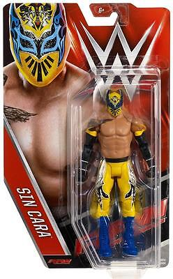 SIN CARA BASIC 62 WWE MATTEL ACTION FIGURE TOY BRAND NEW - IN STOCK- MINT