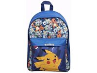 BRAND NEW STILL IN PLASTIC POKEMON BAG JUST £4