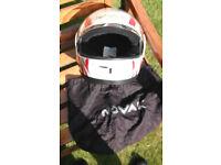 Classic Novak m/cycle Helmet Size 62 by Frank Thomas