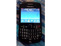 Blackberry Curve 8520 Smartphone with Data Cable Unlocked